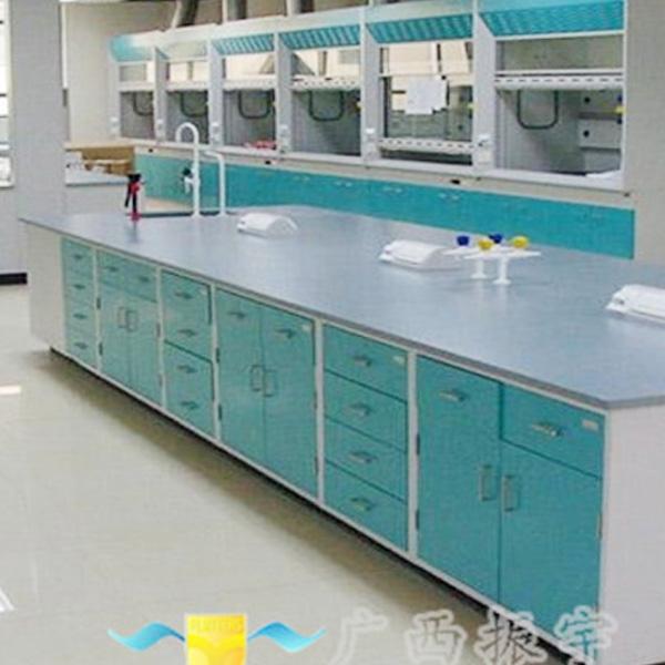 实验室钢木实验台