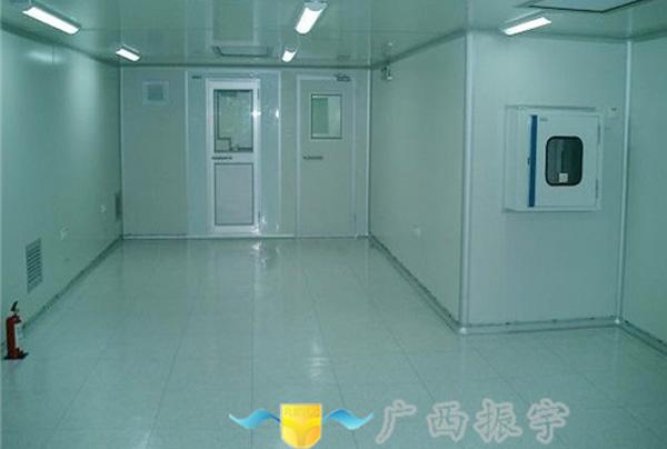 广西实验室净化工程